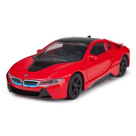 Машина Rastar BMW i8 1:43 Красная