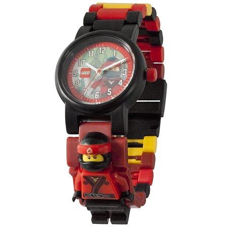 Часы аналоговые LEGO Ninjago Kai 8021117