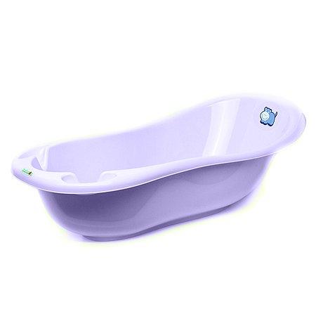 Ванночка Maltex Классик 100 см сиреневая