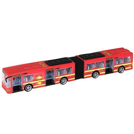 Автобус HTI (Teamsterz) с гармошкой 1416566