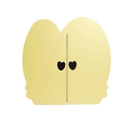 Мебель для кукол PAREMO Шкаф Желтый PFD120-27