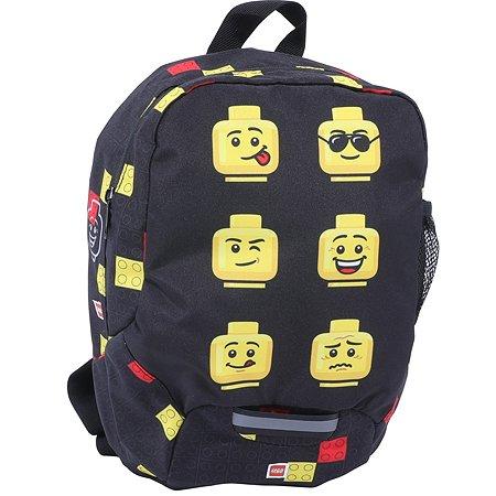 Рюкзак LEGO Faces Black 10030-2007