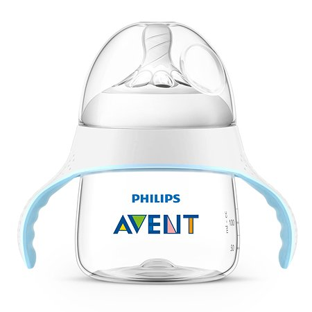 Бутылочка Philips Avent Natural2 тренировочная 150мл SCF262/06