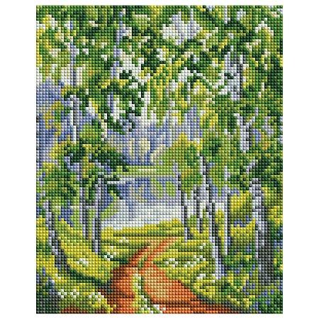 Мозаика алмазная Белоснежка Из рощи 001-ST-PS