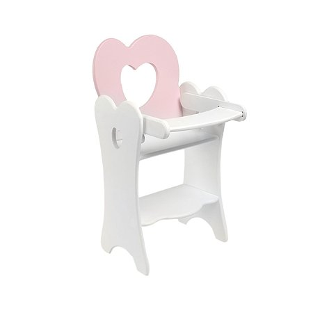 Мебель для кукол PAREMO Стульчик Розовый PFD120-29