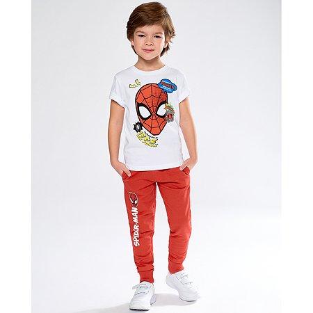 Брюки Spider-man красные