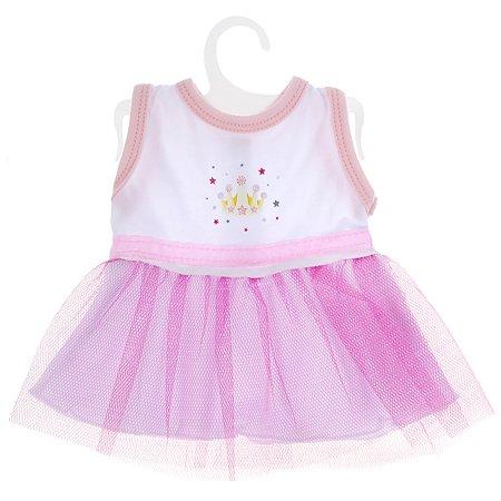 Платье для куклы Карапуз 295836