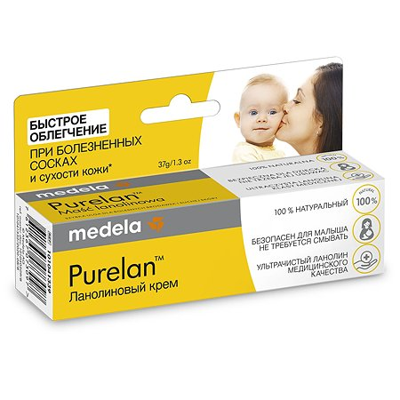 Крем для сосков Medela PureLan 37г 101041339
