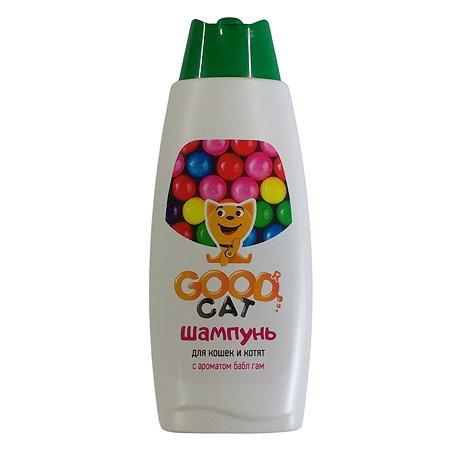 Шампунь для кошек Good Cat and Dog с ароматом bubble gum 250мл