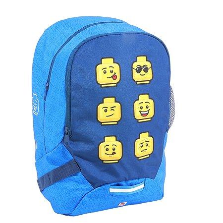 Рюкзак LEGO Faces Blue 10048-2006