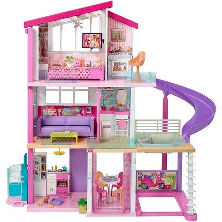 Дом для куклы Barbie Дом мечты FHY73