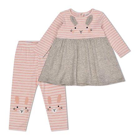 Комплект BabyGo платье + легинсы