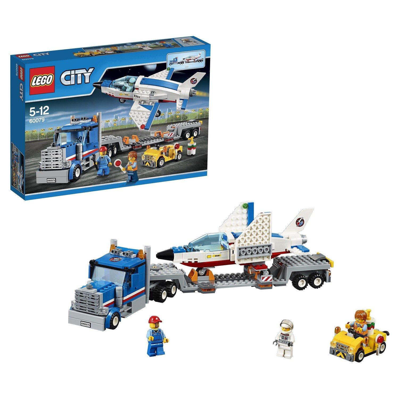 60079 lego city транспортер для учебных самолетов 60079 купить фольксваген транспортер лонг