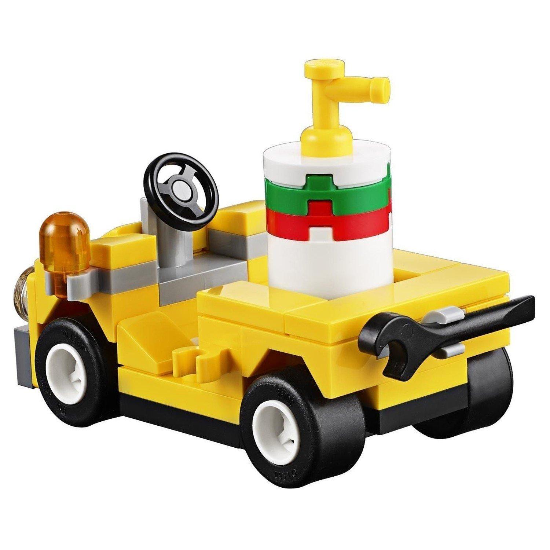 60079 lego city транспортер для учебных самолетов 60079 тсц 25 транспортер