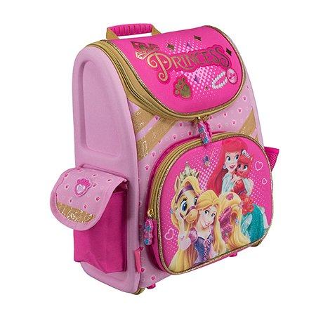 Ранец Kinderline Princesses (розовый)