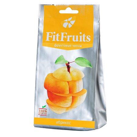 Чипсы фруктовые Fit Fruits абрикос 20г