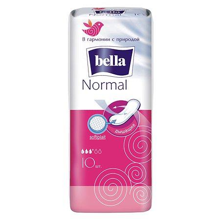 Прокладки гигиенические Bella Normal 10шт