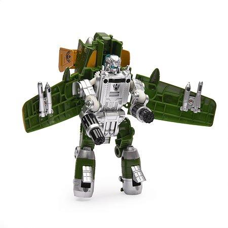 Робот 2 в 1 Devik Toys Военный самолет