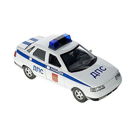 Машина Технопарк Лада 110 полиция