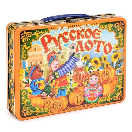 Русское лото Десятое королевство в чемоданчике в ассортименте