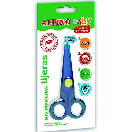Ножницы детские ALPINO baby 1 шт
