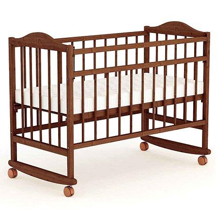 Кровать детская Фея 204 Орех 0005512-02