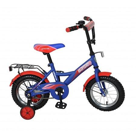 """Велосипед Navigator Basic KITE  12""""  сине-красный"""