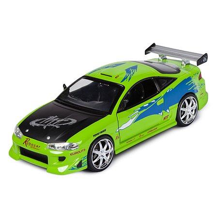Машинка Fast and Furious Форсаж 1:24 Mitsubishi Eclipse