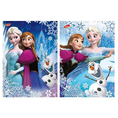 Блокнот 32  л Академия Холдинг Frozen в ассортименте