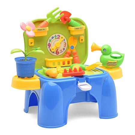 Набор Devik Toys Юный Садовник(с тематическими предметами)