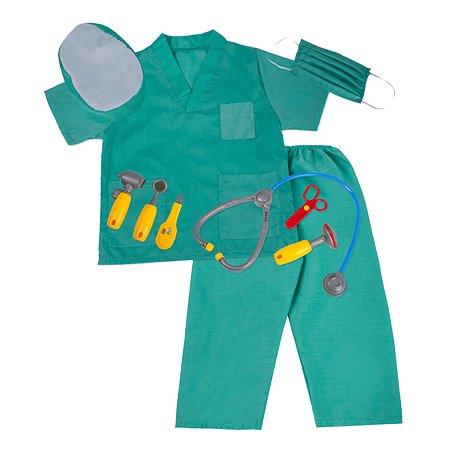 Набор Demi Star костюм доктора с аксессуарами