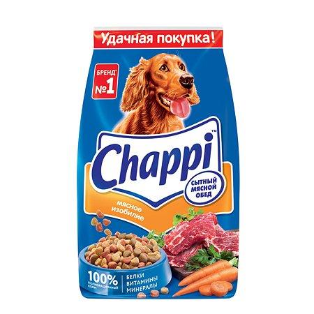 Корм для собак Chappi Мясное изобилие сухой 2.5кг