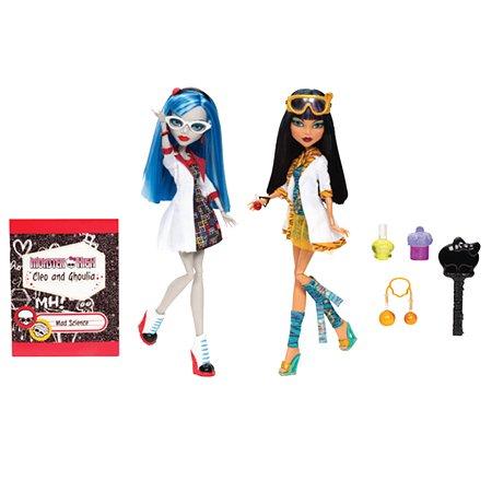 Игровой набор Mattel Классы школы Monster High в ассортименте