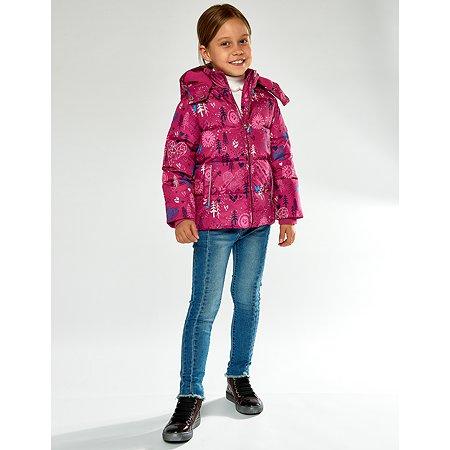 Куртка Futurino Cool сиреневая