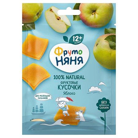 Кусочки фруктовые ФрутоНяня из яблок 53г с 12месяцев