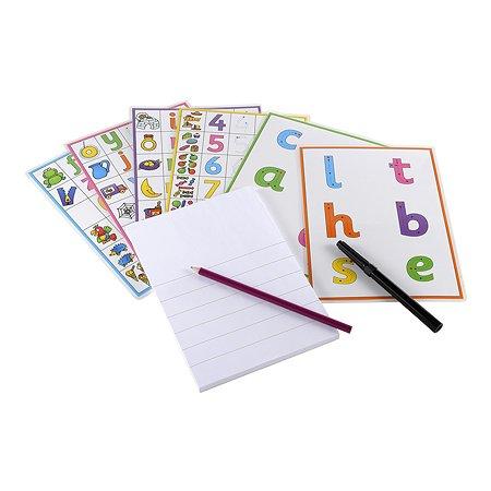 Игрушка ELC Обучающие карточки Учусь писать по-английски 142461