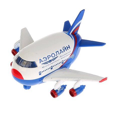 Самолет Технопарк инерционный 154577