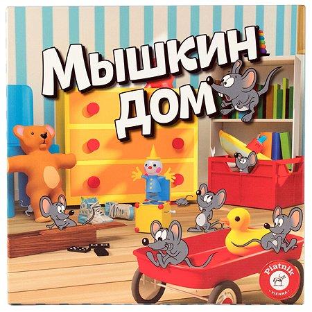 Игра настольная Piatnik Мышкин дом 715297