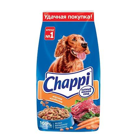 Корм для собак Chappi Мясное изобилие сухой 15кг