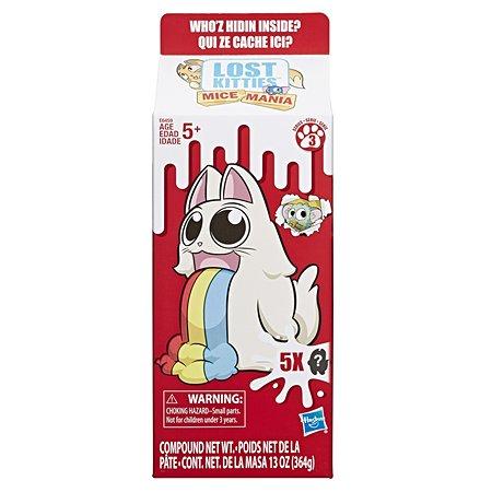 Набор игровой Lost kitties Мышиная мания Мультипак в непрозрачной упаковке (Сюрприз) E6459EU4