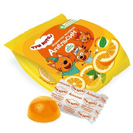Мармелад Лакомства для здоровья Три кота желейный апельсин 35г