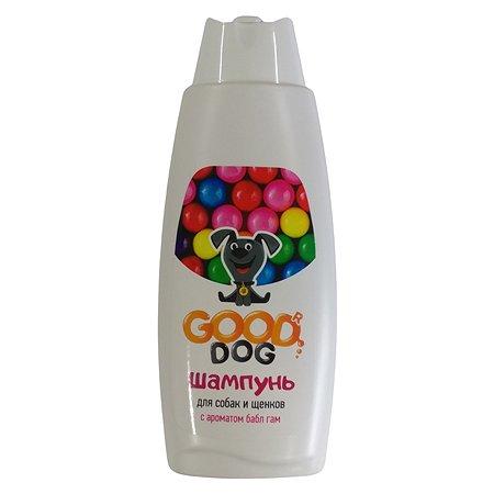 Шампунь для собак Good Cat and Dog с ароматом bubble gum 250мл