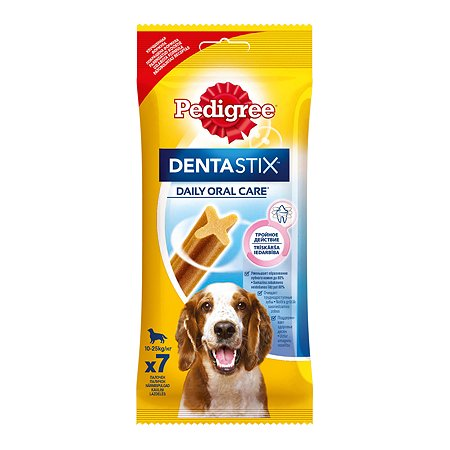 Лакомство для собак Pedigree Dentastix 180г
