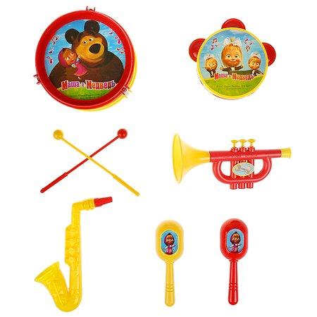 Игрушка Играем вместе Музыкальные инструменты Маша и медведь 178304