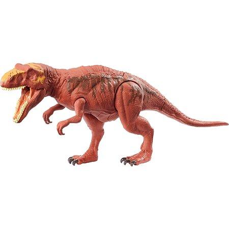 Фигурка Jurassic World Метриакантозавр Красный GHT12