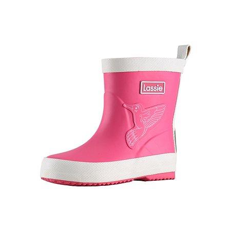 Сапоги Lassie светло-розовые