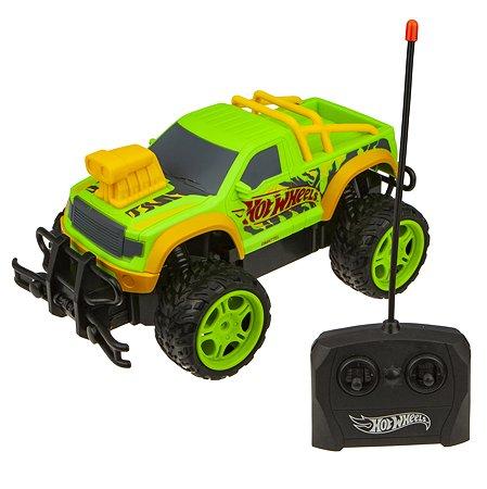 Машинка 1TOY Hot Wheels РУ 1:18 Внедорожник Т14169