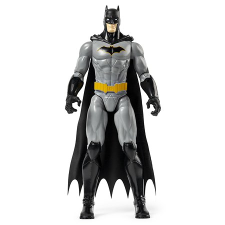 Фигурка Batman в сером костюме 6056680