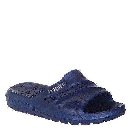 Шлёпанцы Kapika синие
