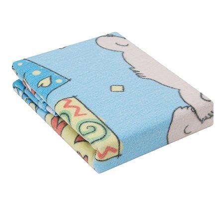 Одеяло Baby Nice байковое 100х140 D321511/12BL